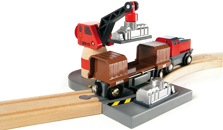 Tren de madera BRIO 3061